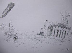 stylo plume : porte dans paysage DSCN5000-300x221