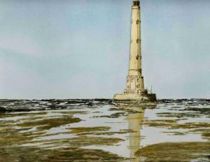 aquarelle : marée basse dans aquarelle marée-basse-300x231