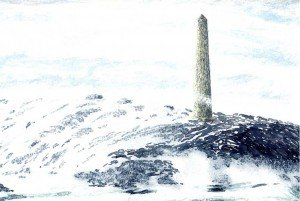 aquarelle : tempête dans aquarelle t1-300x201
