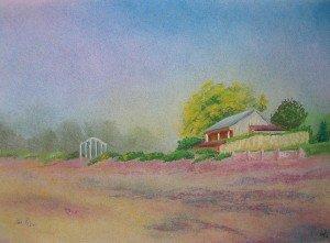 pastel : vieille maison dans pastel pastel-vieille-maison-300x221