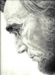 crayon graphite : Lincoln/Day Lewis dans crayon graphite lincoln-day-lewis-218x300